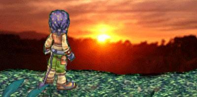 いつか夕日がみたい