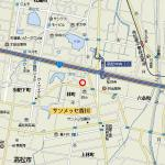 村羅の地図