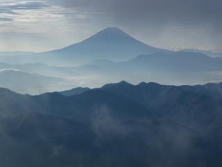 富士山久しぶり