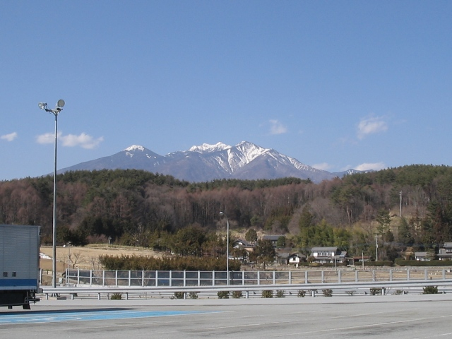 八ヶ岳-2