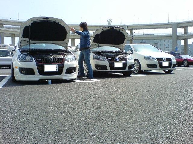 白G5 GTI