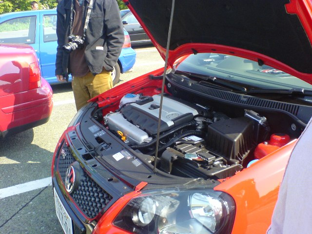 Polo GTI Engine