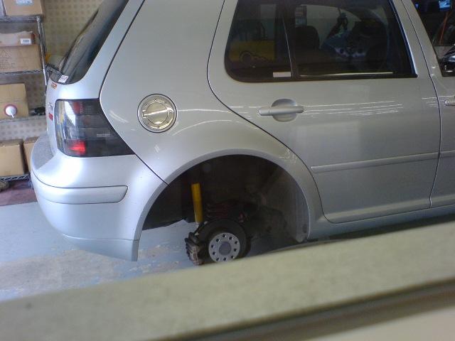 タイヤ交換1
