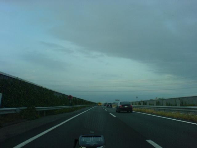 京葉道途中
