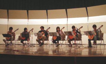 東松山キャンパス演奏会 (2)
