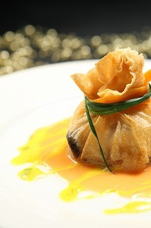 10-12 クリスマスディナー魚料理