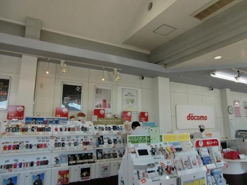 s-docomo shop 鳴門店 施工前_1 0956