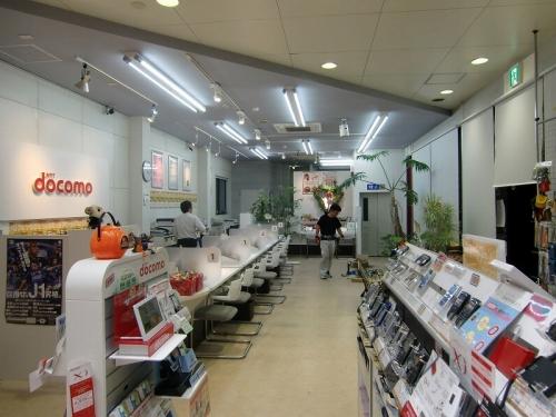 s-docomo shop 鳴門店 施工後_2 1372