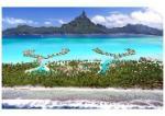 タヒチボラボラ島インターコンチネンタルリゾート&タラソスパ