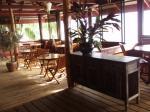 タヒチボラボラ島レストラン