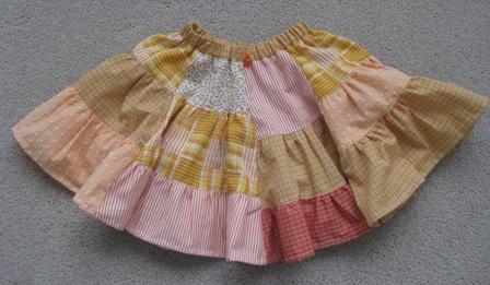 sudokuスカート1