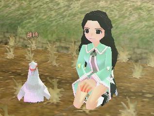 チキンと私。