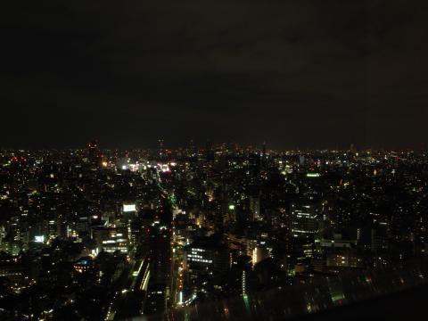 恵比寿夜景2