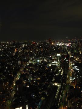恵比寿夜景3