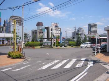 5.29 春日井駅ロータリー