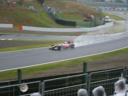 F1マシン マクラーレン