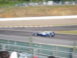 F1マシン ウィリアムズ