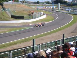 F1マシン レッドブル