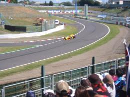 F1マシン ルノー