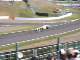 F1マシン フォースインディア
