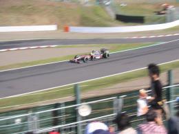 F1マシン ヒスパニア