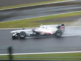 F1マシン ザウバー