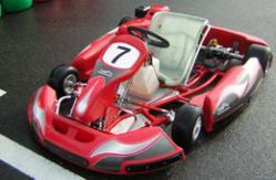 レーシングカートB