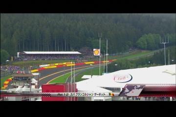 2011 ベルギーGP スパ・フランコルシャン