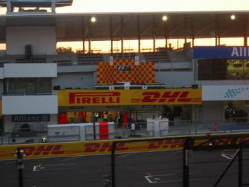 日本GP表彰台