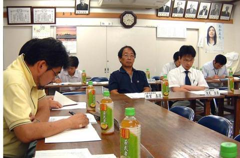上野町商進会会員