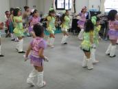 文化祭ダンスリハーサル