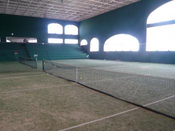 カンクン テニス