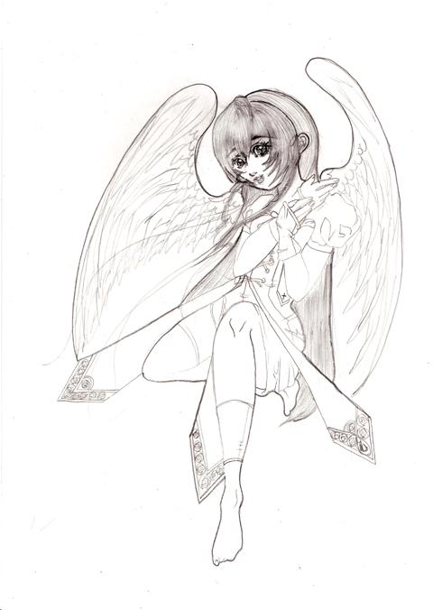 RPG風天使