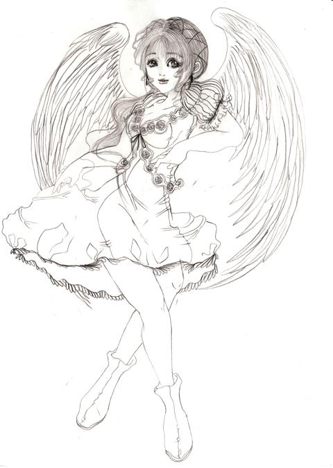 天使の踊り子
