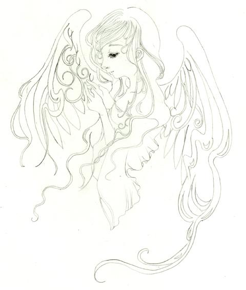 聖女の微笑(//^-^//)