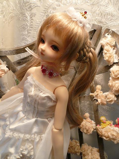 ナッチェちゃん「可愛いアクセサリーなの☆」