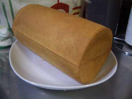 メッシュ丸型食パン1