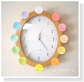 craft 時計