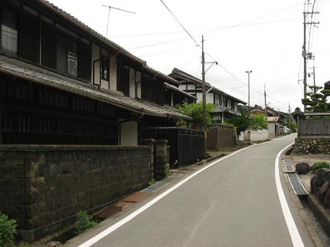 旧中山道・長久寺