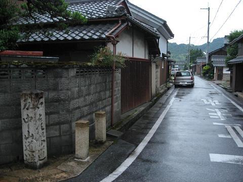 彦根道(朝鮮人街道)