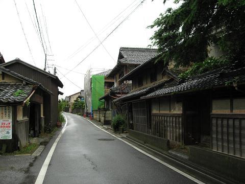 小野の町並み