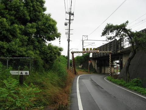旧中山道・小野町角路