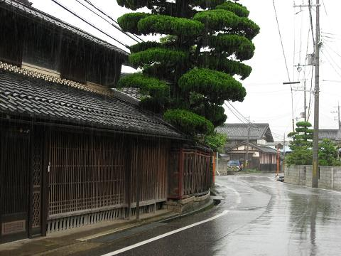旧中山道・葛籠町