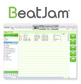 デジタルプレーヤー「BeatJam」