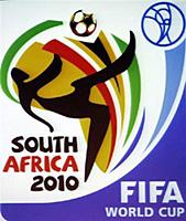 2010W杯南アフリカ大会ロゴ