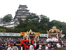 祭り屋台in姫路2007