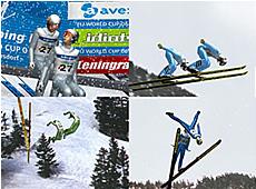 スキージャンプ・ペア