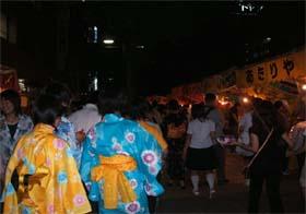 ゆかた祭り
