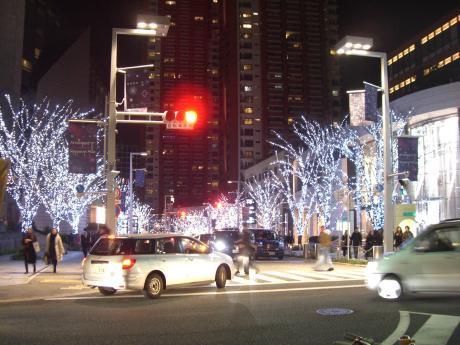 世の中はクリスマスモード♪