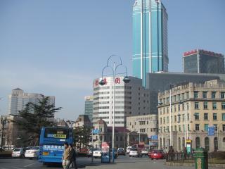 大連の中心街
